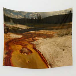 Geyer Colors Wall Tapestry