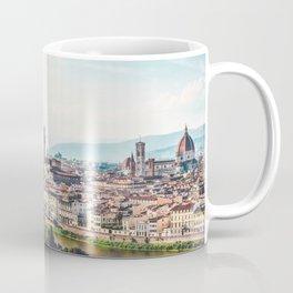 Florence, Italy Panorama Coffee Mug