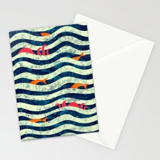 Sea roomate Stationery Cards
