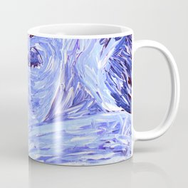 Frozen Man Coffee Mug