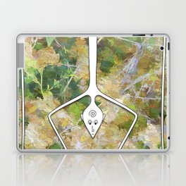 Handstand Laptop & iPad Skin