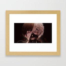 Kaneki Ken Moods Framed Art Print