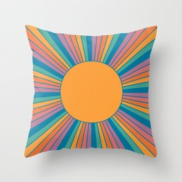 Sunshine State Throw Pillow