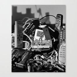 Remote Terminal Failure Canvas Print