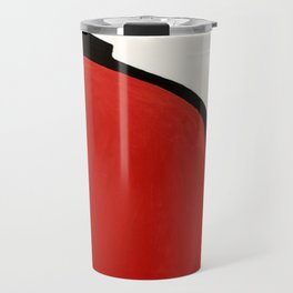 number 3 Travel Mug
