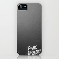 Temporary, take 3 Slim Case iPhone (5, 5s)