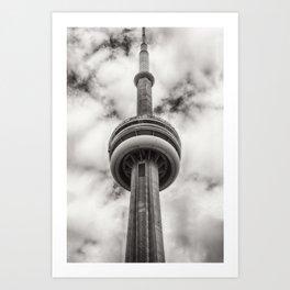Cn Tower Art Print