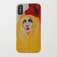 broken iPhone & iPod Cases featuring Broken by Felicia Cirstea