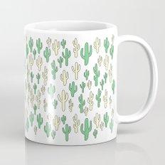 Cactus in Yellow Palette Mug