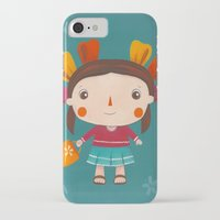 lolita iPhone & iPod Cases featuring Lolita by Gabriela Granados