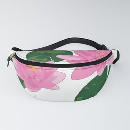Lovely Lilies Fanny Pack