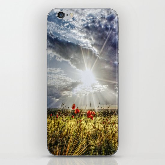 Summer happens iPhone & iPod Skin