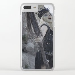 Portal Call Clear iPhone Case