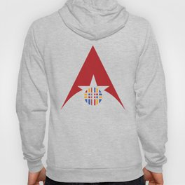 Triangle star circle Hoody