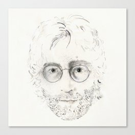Beatle John Canvas Print