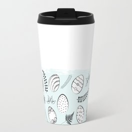 easter background Travel Mug