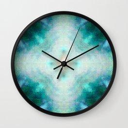 Diversion Wall Clock