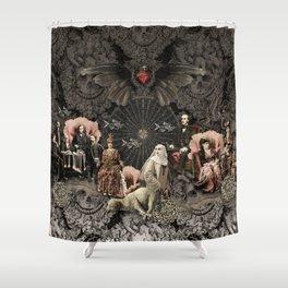 Night Club Shower Curtain