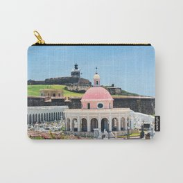 El Morro I Carry-All Pouch