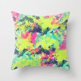 Nowhere #society6 #abstractart Throw Pillow