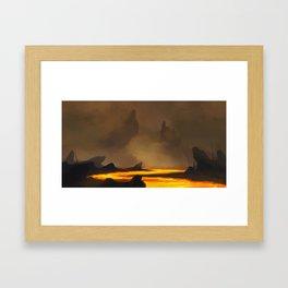 Day 1000 Framed Art Print