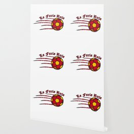 Spain La Furia Roja (The Red Fury) ~Group B~ Wallpaper