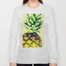 Delightful pineapple Long Sleeve T-shirt