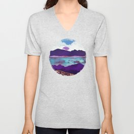Dark Sea Unisex V-Neck