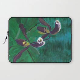 Royal Slippers: Orchid Series Laptop Sleeve
