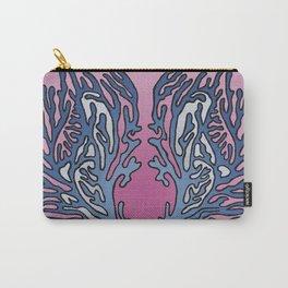 Coral Pattern - Alpine Sunset Colour Scheme Carry-All Pouch