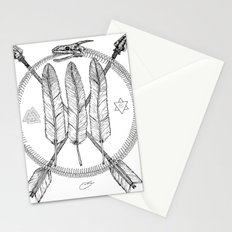 Ouroboros Logos Stationery Cards