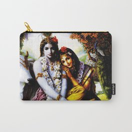 Hindu Krishna 3 Carry-All Pouch
