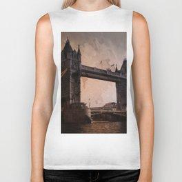London InFocus Collection I Biker Tank