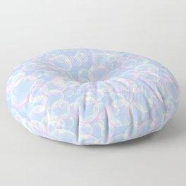 Pastel Bubbles Floor Pillow