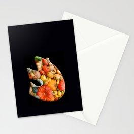 Autumn Bear Stationery Cards