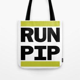 RUN PIP Tote Bag