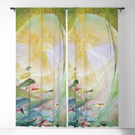 12,000pixel-500dpi - Japanese modern interior art #61A Blackout Curtain