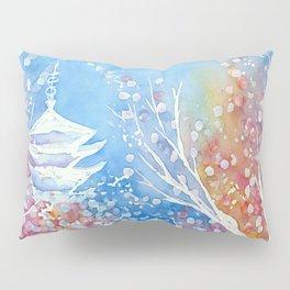 Senso-ji Pillow Sham