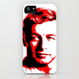 The Red Mentalist iPhone Case