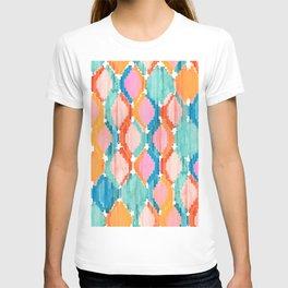 marmalade balinese ikat T-shirt