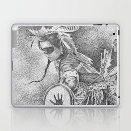 Rain Dance Laptop & iPad Skin