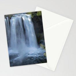 Koosah Falls No. 3 Stationery Cards