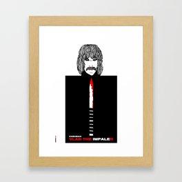 Vlad The Impaler - Cinerama Collection  Framed Art Print