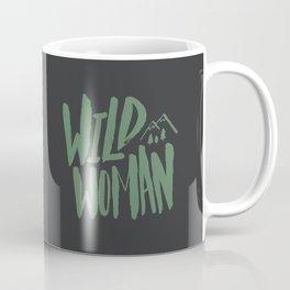 Wild Woman Coffee Mug
