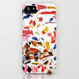 Abstract Painting #2 iPhone Case