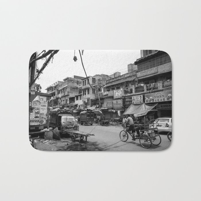 Old Delhi Bath Mat