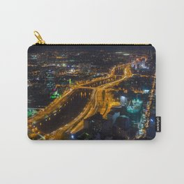 Ho Chi Minh By Night Carry-All Pouch