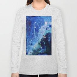 Little Polar Bear, Tiny World Environmental Collection Long Sleeve T-shirt
