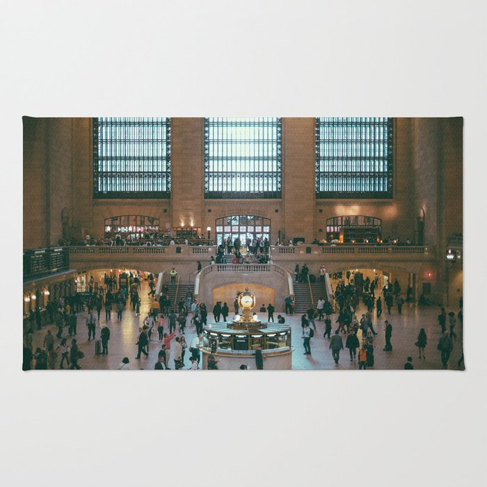 The Amazing Grand Central Station II Rug