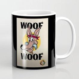 Woof Tickets Coffee Mug